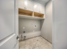 New Heights Home laundry room134