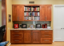 Custom cabinetry Houston