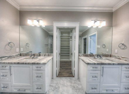 Houston Heights master bath