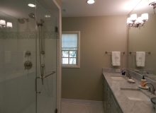 Master Bath Piney Point