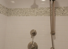 Master Bath shower fixtures