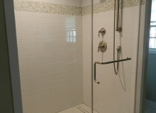 Master Bath shower lighting