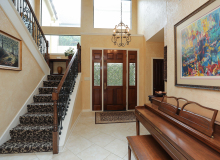 Briar Forest staircase