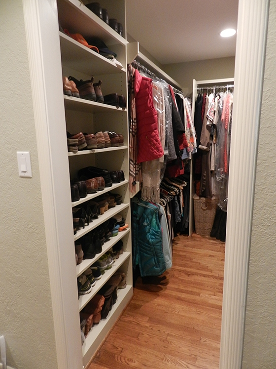 Closet-cabinetry