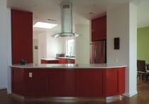 Kitchen Wilcrest Area Houston
