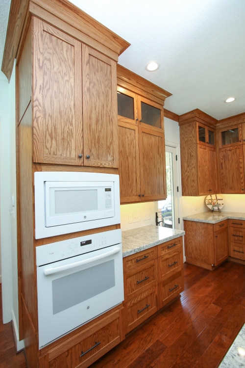 Memorial Oak Kitchen