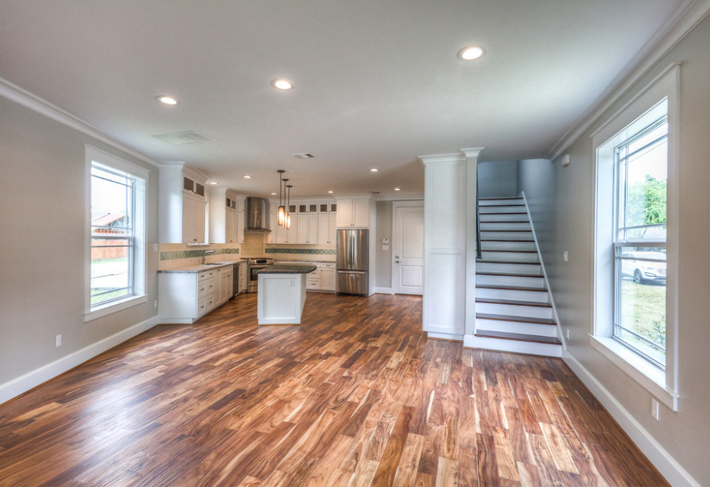 Houston-Heights-living-and-kitchen-area
